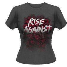 Rise Against 'Vandal' Girlie T shirt - NEW