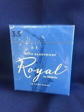 D'Addario Woodwinds Royal (Rico Royal) Altsaxophonblätter