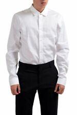 Versace Jeans Long Sleeve White Men's Casual Shirt Size 2XS XL