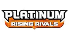 Pokemon TCG Platinum Rising Rivals - Reverse Holo Uncommon Cards