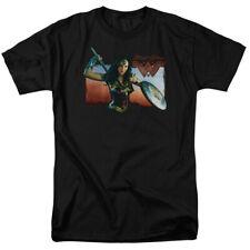 Wonder Woman Movie Warrior Woman Licensed Adult T Shirt