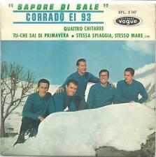 Single / CORRADO EI 93 / BEAT  / RARITÄT /