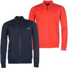 Slazenger Herren Baseline Zipper Sweatjacke Gr. S M L XL Sweat Jacke Top neu