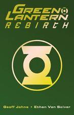Green Lantern Rebirth (alemán) de lujo-Hardcover lim.222 ex. + signed artprint