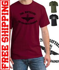 2nd Battalion, Parachute Regiment Airborne T-shirt Sweatshirts Hoodies