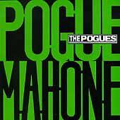 THE POGUES--Pogue Mahone--CD