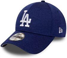 New Era - MLB Los Angeles Dodgers Team Shadow Tech 9Forty Strapback - Blau