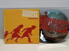SERGENT GARCIA Sin fronteras CD sampler PROMO 10 titres (11 minutes)