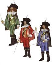 Costume Carnevale Bimbo,Ragazzo, Moschettiere *19830 Serie 3 Moschettieri