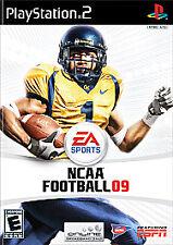 NCAA Football 09 (Sony PlayStation 2, 2008)