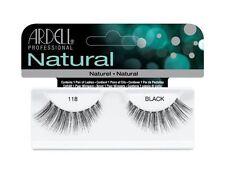 Ardell Natural 118 Invisiband False Fake Eyelashes Black