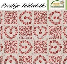 Modern Cuori Fiori PVC Vinile Pulibile Con Panno Tovaglia-Tutte le Taglie-codice: C88-1