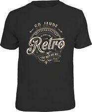 Retro Geburtstag T-Shirt - 50 Jahre Spitzenqualität - Fun Shirt Geschenk