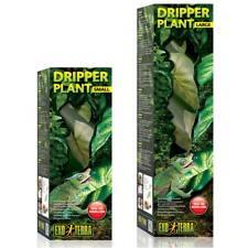 Exo Terra Tropftränke Dripper Plant mit Pumpe, Tropfpflanze für Chamäleons usw.
