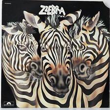 ZZebra / Panic / Poly 6043 / 1975 / EX