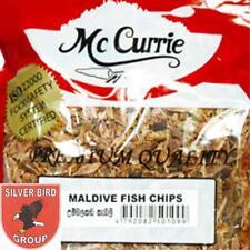 100g/200g MALDIVE FISH CHIPS Malediven Fisch Flocken Ceylon Gewürz TRACKING