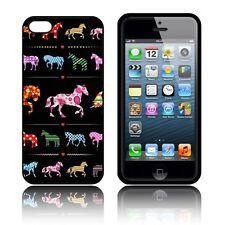 'Caballo De Fantasía' Funda De Silicona para Apple iPHONE 5 5S,SE,5C
