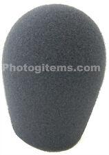 "Shure SM 57 63 SM94 Replacement Foam 1"" Gray Windscreen from Windtech 600 5066G"