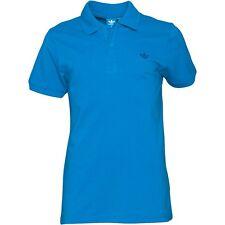 Adidas Originals Trébol Pique azzuri Azul Polo...... nuestro precio £ 32.99.