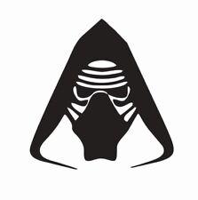 Kylo Ren Star Wars Vinyl Die Cut Car Decal Sticker - FREE SHIPPING