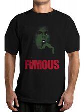 NUEVO CON/ Etiquetas Famous Stars & Straps Sid Vicious Camiseta Negro