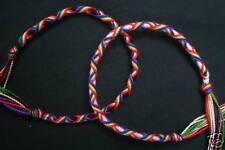 (Gay) lot de 2 Bracelets Bresiliens - Drapeau Gay Pride