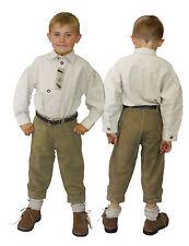 Deportivo rodilla federal Lederhose pantalones de cuero con regulador + cinturón made in Germany