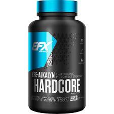 Creatine Monohydrate Capsules 2000mg Kre-Alkalyn Hardcore by EFX Sports