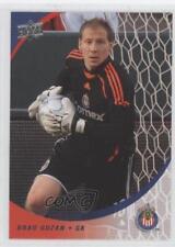 2008 Upper Deck MLS #10 Brad Guzan USA Chivas Soccer Card