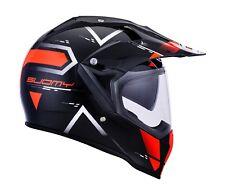 Casco Helm Casque Helmet SUOMY MX TOURER Road Orange 2018 KSME0006