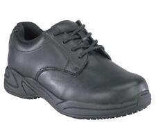 Grabbers G015 Women's AVA Slip-Resistant Black Oxford Soft Toe Occupational