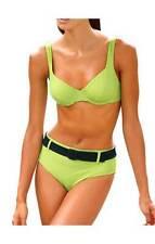 Body-Shaping-Bikini, kiwi-schwarz von H****