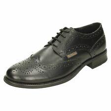 Ben Sherman 'Simpson' Black Formal Lace Up Shoes