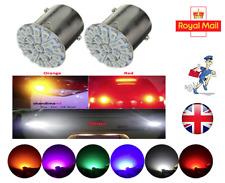 2 x 1156, 1157 BA15S Bay15D P21W 33 LED 5730 smd Car Tail Bulb Brake Lights - UK