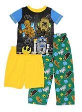 Star Wars R2-D2 nightwear pyjamas sleepwear set NEW Boys /& Girls Age 4 6