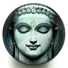 6mm-25mm Plug túnel atornilla oreja Buda screw ying yang piercing hindú Om screw