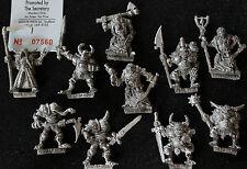 Citadel campioni di nurgle caos realm figure in metallo Games Workshop Warhammer