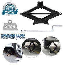 For Hyundai Toyota Nissan Car Lift Scissor Jack Hand Automotive Spare Tire Tool