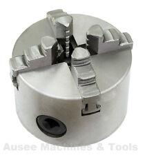 4-Jaw Self Centering Lathe Chuck ( 80mm / 100mm / 125mm )