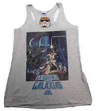 Star Wars La Guerra de Las Galaxias Ladies Tank Top