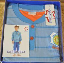 PIGIAMA MANICA LUNGA BIMBO COTONE PRIMERO ART. 2758