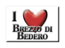 CALAMITA LOMBARDIA FRIDGE MAGNET MAGNETE SOUVENIR LOVE BREZZO DI BEDERO (VA)