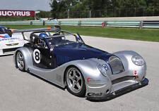 2005 Morgan Aero 8 GTR Vintage Classic Race Car Photo (CA-0513)