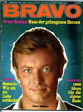 Bravo-- 1969 --Nr.6 --Mit Starschnitt--Barry Gibb-