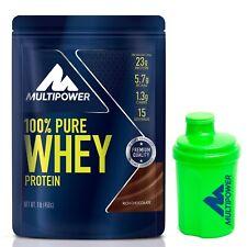 MULTIPOWER 100% pure Molke-Protein 450 gr Protein Molke + Mini Shaker