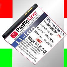 batteria  da1050 mAh litio per sony U100i YARI  J10 ELM XPERIA TxT PRO BST 43