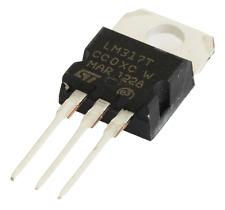 LM317T LM317 1.2 V to 37 V Adjustable Voltage Regulators TO-220 STM USA