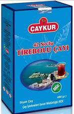 Caykur Turkish Black Tea, 42 no Tirebolu Tea, Pesticide Free  400g (14 oz)