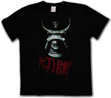 Seppuku SAMURAI VINTAGE T-SHIRT-Harakiri suicide the last giappone ninja T-shirt