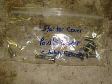 1977 honda cb750 cb 750 ss f h84 starter cover bolts
